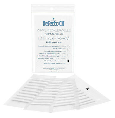 Refectocil Eyelash M Medium Perm Refill Roller 36 Rollen Wimpernrollern