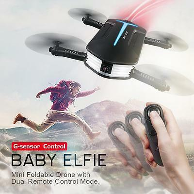 JJRC H37 Quadcopter Mini BABY Selfie RC Drone Elfie 2.4G HD WiFi Camera