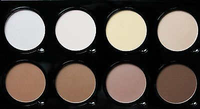 NYX Cosmetics - Highlight and Contour Pro Palette -  Custom Make Your Own - New!