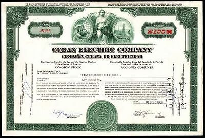 HISTORIC CVBAN ELECTRIC TRAM STOCK w LADY/TROLLEY! OUR GLOBAL EXCLUSIVE! CV $200