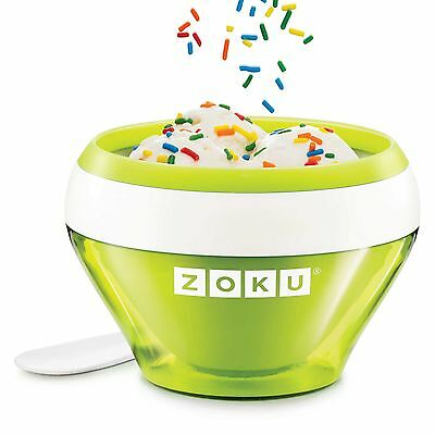 ✨Zoku® Ice Cream Maker in Green✨ ***FREE SHIPPING***
