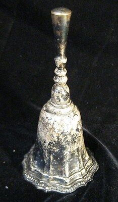 Vintage - Tarnished Silverplated - Avon Bell
