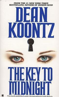 The Key to Midnight by Dean Koontz(1995, Paperback)