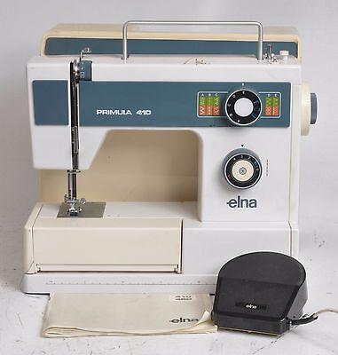 Vintage Elna Primula 410 Sewing Machine