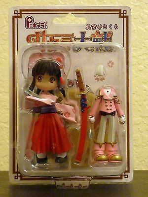 Samurai Girl - Pinky Street Sakura Wars Taisen Collectable Anime Figure