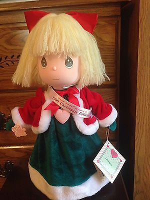 """1990 Precious Moments Doll 15"""" by Applause """"Celeste"""""""