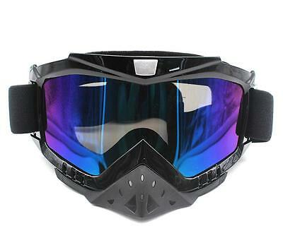 Motocross reflective windproof Goggles For Motorcycle Dirt Bike Racing Goggles