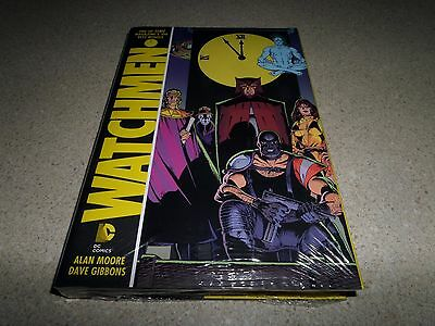 Watchmen Graphic Novel Sealed HC Alan Moore Dave Gibbons DC Comics NEW