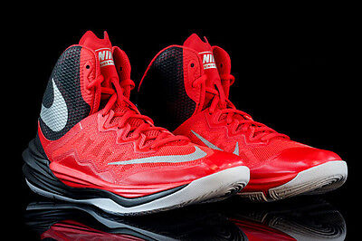 MEN'S NIKE PRIME HYPE DF II BASKETBALL SHOES 806941 600 NEW Size 9.5 Retail: $90