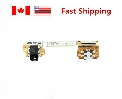 USB Power Charging Port Headphone Flex Cable For ASUS Google Nexus 7 ME370