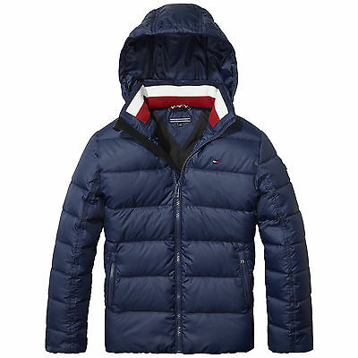 Tommy Hilfiger Winter Jacket Ame Basic Down Size 86,92,98,104,110,116, NEW