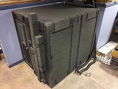 Whisper Room Very Large Acoustic Isolation Enclosure