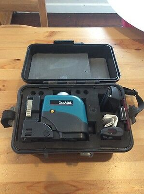Makita SKR60 Laser Level; With Hard Case; Works