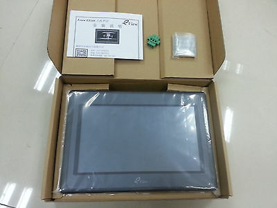 KINCO ET070 7Inch HMI LCD Touch Screen Operation Panel HMIware v2.2 +USB Cable