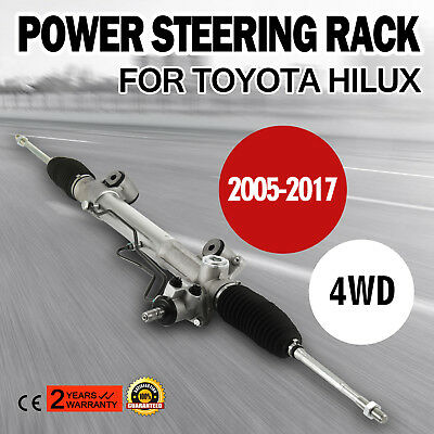 Power Steering Rack Pinion  For Toyota Hilux KUN25 KUN26 GGN25 4WD
