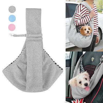 Soft Small Dog Carrier Bag Pet Cat Puppy Sling Carrier Backpack for Chihuahua