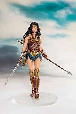ARTFX+ JUSTICE LEAGUE Wonder Woman 1/10 Figure PREORDER Kotobukiya
