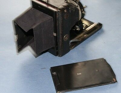 Complete Your ICA VP Plate Camera - FOCUSING SCREEN & PLATE HOLDER