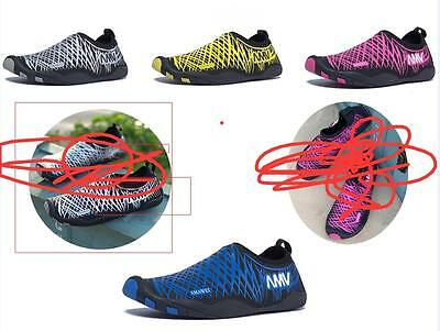 Men Non Slip Snorkeling Swimming Beach Outdoor Sun Drift Wading Water Shoes