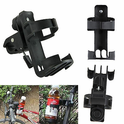 Cycle Handlebar Cup Water Bottle Drink Holder For Motorcycle Bicycle Bike Device