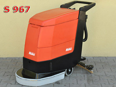 HAKO Hakomatic B 450 SCRUBBER DRYER / WARRANTY / 1150 £ 0% TAX