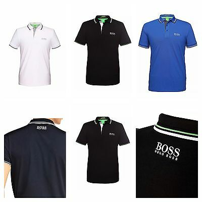 Hugo Boss Paddy Pro Short Sleeve Polo  For Men