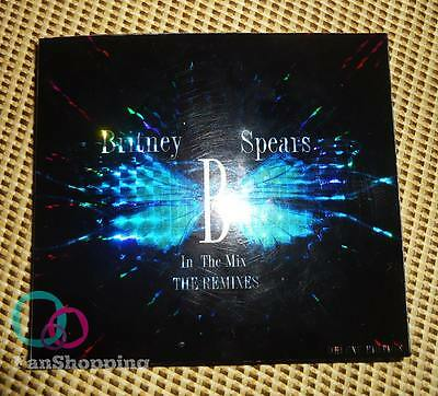 Britney Spears - B in The Mix: The Remixes ultimate - 2 Discs