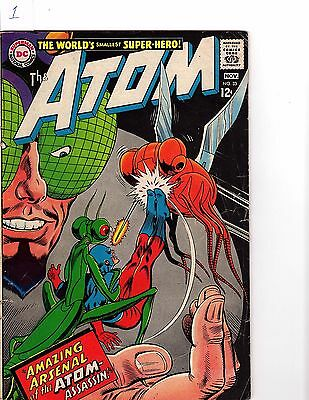 The Atom #33 (Oct-Nov 1967, DC)