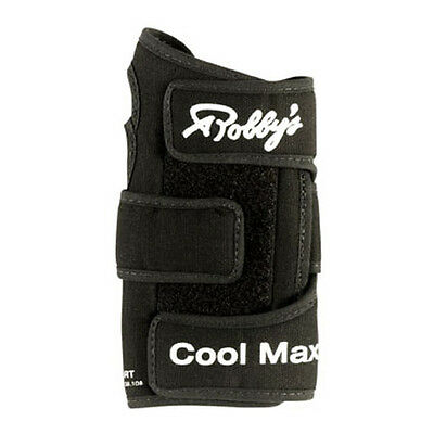 Robbys Original Cool Max PLUS Black Right Handed Bowling Glove