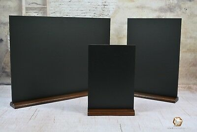 Bar Menu Kitchen Chalkboard With A Stand Different Sizes A3, A4, A5 Free Marker!