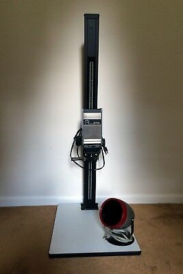 Omega Pro-Lab B-66 35mm Black & White ENLARGER w/Kodak Adjustable Safelight Lamp