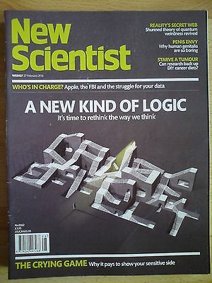 New Scientist 27 February 2016