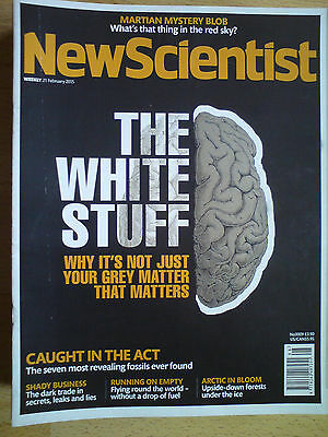 New Scientist 21 February 2015