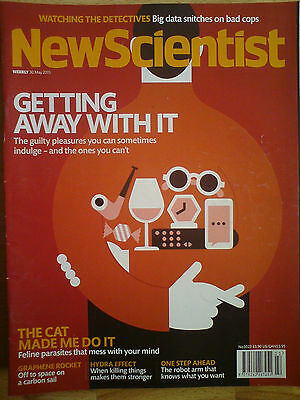 New Scientist 30 May 2015