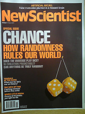 New Scientist 14 March 2015