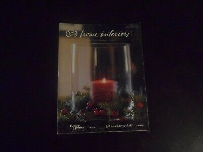 Home Interiors Gifts Catalog Brochure 178 Pgs 2007