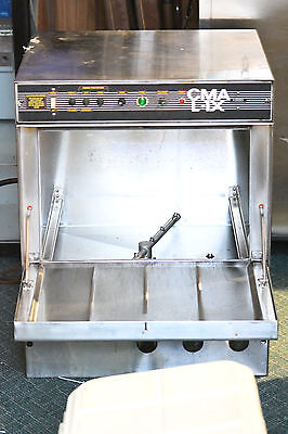CMA L-1X Undercounter Low Temp 30 Racks / Hour Dishwasher LOCAL PICKUP ONLY