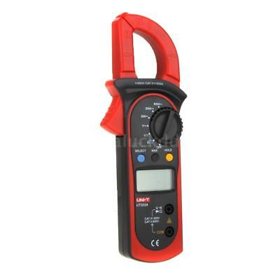UNI-T UT202A Digital Clamp Meter 600A DC/AC Voltage AC Current Resistance J8Z4