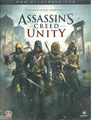 GUIDE ASSASSIN`S CREED UNITY New Spanish