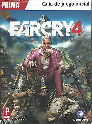 GUIDE FARCRY 4 New Spanish