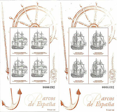 Spain Prueba Boats of time 1995