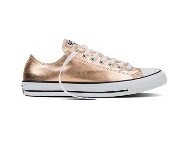 CONVERSE CT AS Metallic Ox Sunset Glow 154037C Womens Sneakers Brand New