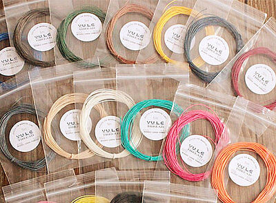 Hermes' Choice, Small Pack, 10 Meters of Top Quality 600 Wax Linen Thread