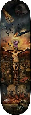 "Anti Hero - Grosso Crucified 8.75"" Skateboard Deck"