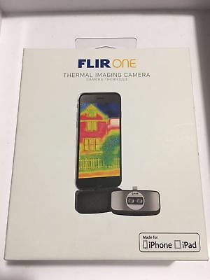 Genuine NEW FLIR ONE THERMAL IMAGING CAMERA DEVICE FOR IOS Devices iPhone