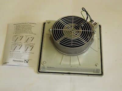 Pfannenberg PF43.00 230vac IP54 Enclosure Cooling Door Fan