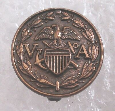 Vintage VA Veterans Administration Government Agency Pin