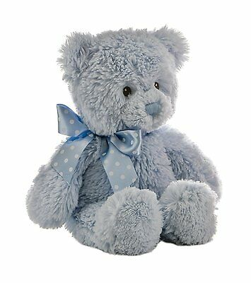 Aurora Yummy 12 inch Blue Bear Plush Toy