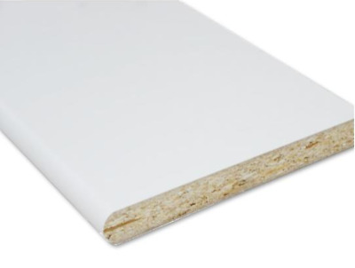 Laminated Window Board / Sill in White 5mt Length Various Widths Available