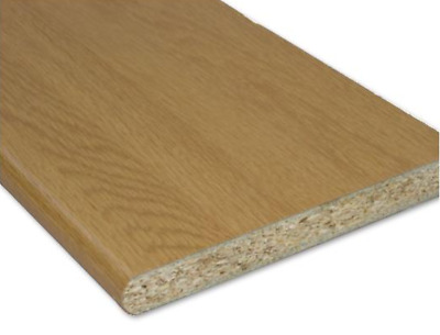 Laminated Window Board / Sill in Natural Oak 5mt Length Various Widths Available